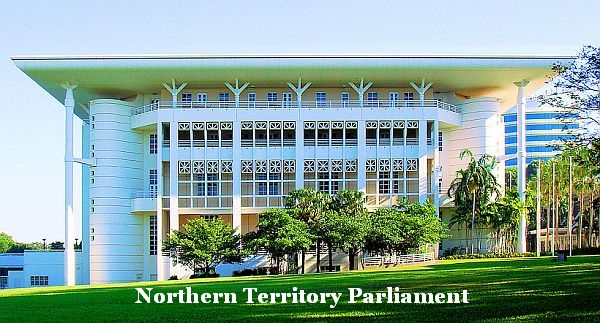 Northern Territory NT parliament