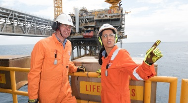 APPEA-Esso-offshore-tour